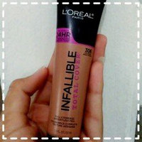 L'Oreal Paris Infallible Total Cover Foundation 306 Buff Beige 1.0 fl. oz. Tube uploaded by Daniela A.
