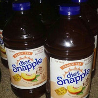 Snapple Diet  Peach Tea uploaded by Issy G.