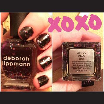 Photo of Deborah Lippmann Nail Polish uploaded by Caitlin S.
