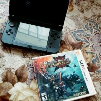 U & I Entertainment Monster Hunter Generations - Nintendo 3ds uploaded by Paola T.