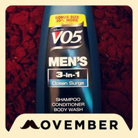 Alberto VO5 Mens 3-in-1 Shampoo, Conditioner & Body Wash, Ocean Surge uploaded by Faith D.