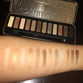 W7 - 'In The Buff' Natural Nudes Eye Colour Palette uploaded by Amber B.