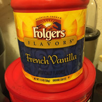 Folger's Flavors Ground Coffee French Vanilla uploaded by Tenice R.