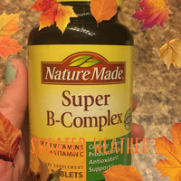 Nature Made Super Vitamin B-Complex with Vitamin C - 300 Tablets uploaded by Kayla H.