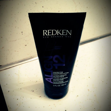 Photo of REDKEN Align 12 Protective Smoothing Lotion uploaded by Blanca R.