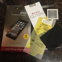 ZAGG - InvisibleShield Glass Screen Protector for Apple® iPhone® 6 Plus and 6s Plus - Clear uploaded by Amanda B.
