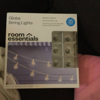25ct Clear Globe Lights - Room Essentials™ uploaded by Amanda H.