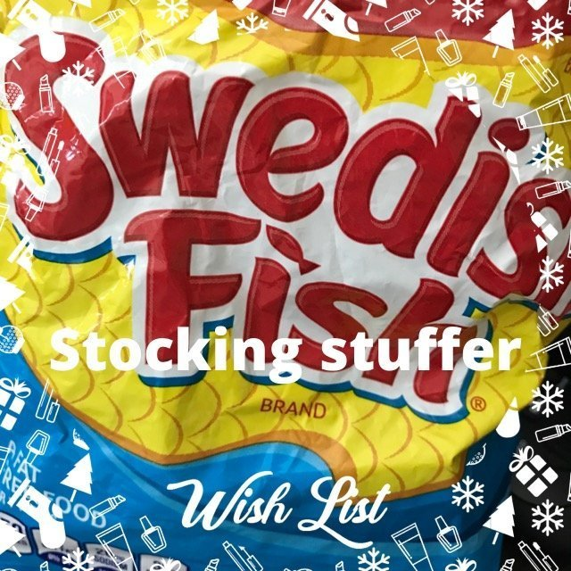 Swedish Fish uploaded by Rachel G.