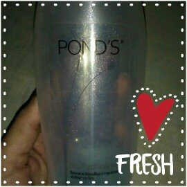 Photo of Pond's® Bio-hydratante Dual Phase Makeup Remover uploaded by María E.