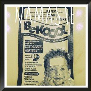 Be Koool Fever Relief Soft Gel Sheets uploaded by Breanne H.