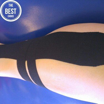 Photo of KT Tape Kinesiology Therapeutic Tape Pro Precut Strips uploaded by Kimberly M.