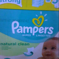 Pampers Wipes Natural Clean uploaded by Susana S.