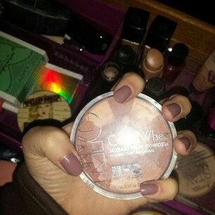 NYC Color Wheel Mosaic Face Powder uploaded by Dessiree V.
