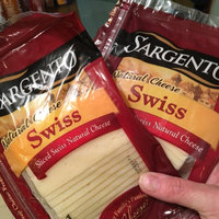 Sargento Natural Swiss Deli Style Sliced Cheese - 11 CT uploaded by Sherri H.