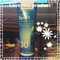 Walgreens Sport Sunscreen SPF 30 uploaded by Miyah R.
