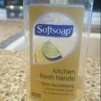 Softsoap Kitchen Citrus Liquid Hand Soap - 10 oz uploaded by Kimberly C.