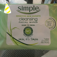 Simple Eye Make-Up Remover Pads uploaded by Christine S.