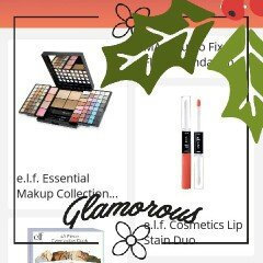 Photo of e.l.f. Cosmetics Eyeshadow Book uploaded by Reichal W.