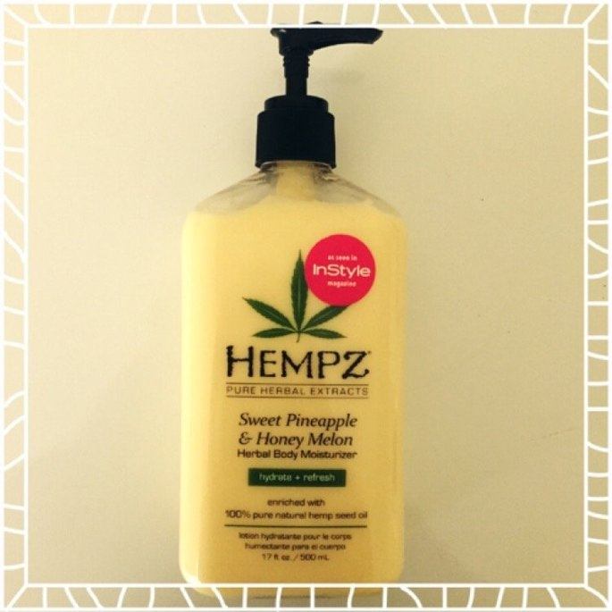 Hempz Sweet Pineapple & Honey Melon Moisturizer uploaded by Thomas M.