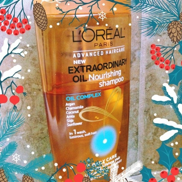 L'Oréal Advanced Haircare Extraordinary Oil Collection uploaded by Tricia F.