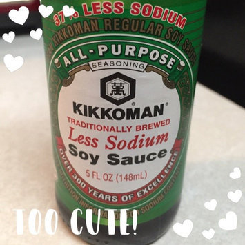 Kikkoman Soy Sauce uploaded by Victoria M.