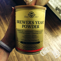 Solgar - Brewer's Yeast Powder - 14 oz. uploaded by Citlali D.