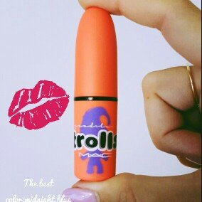 MAC Good Luck Trolls Lipstick Collection uploaded by Marialejandra V.