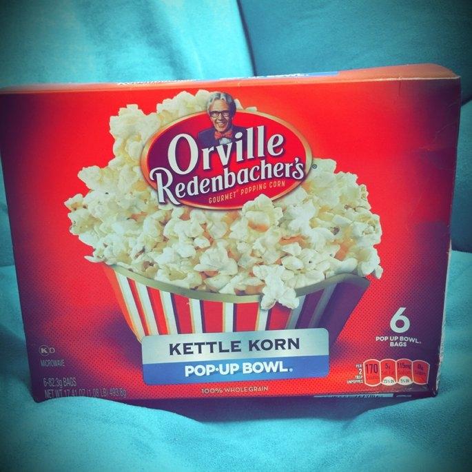 Orville Redenbacher's Kettle Korn Gourmet Popping Corn uploaded by Angelique B.