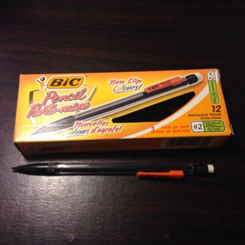 BIC Pencils Mechanical Pencil, .7mm Self Feeding Lead, Clear uploaded by Samantha A.