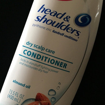 Photo of Head & Shoulders Dry Scalp Care With Almond Oil Dandruff Conditioner uploaded by Hailey H.