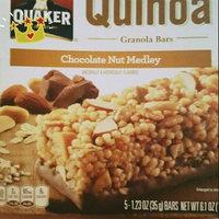 Quaker® Chocolate Nut Medley Quinoa Granola Bars uploaded by Faith D.