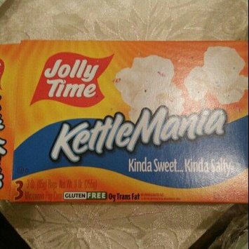 Photo of Jolly Time Microwave Pop Corn Xtra Butter uploaded by Mercedes F.