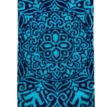 Photo of Better Homes and Gardens Oversized 40x72 Beach Towel - Suzani Blue uploaded by Isma S.