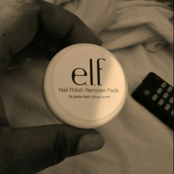 Photo of e.l.f Nail Polish Remover Pads uploaded by Robin W.