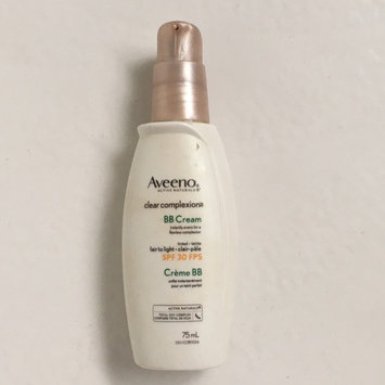 Aveeno Clear Complexion BB Cream uploaded by Gracie R.