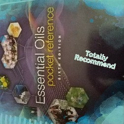 Photo of Essential Oils Pocket Reference uploaded by Ginny P.