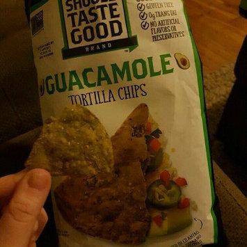 Photo of Food Should Taste Good Guacamole Tortilla Chips uploaded by Rachel B.