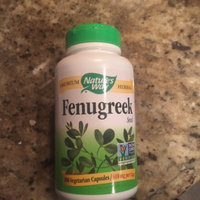 Nature's Way Fenugreek Seed 610mg Capsules - 100 CT uploaded by vanessa c.