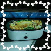 Oster 22 qt. Roaster Oven with Self-Basting Lid in Stainless Steel CKSTRS23-SB uploaded by Lucie L.