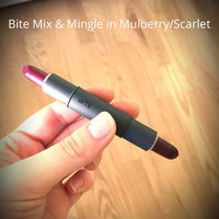 Bite Beauty Mix N' Mingle Lip Minis Luminous Creme Lipstick Duo - Violet/Palomino 2 x 0.05 oz uploaded by Michelle L.