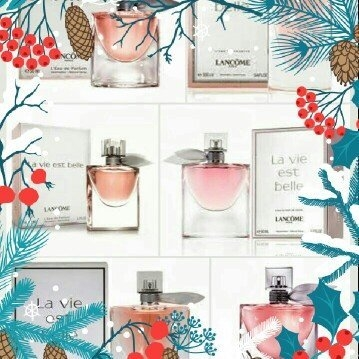 Lancôme La vie est belle 2.5 oz L'Eau de Parfum Spray uploaded by Yanira I.