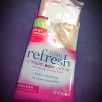 ban Ban Total Refresh Cooling Body Cloths - Enliven uploaded by Danielle S.