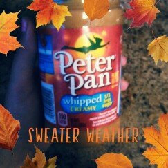 Peter Pan Creamy Peanut Butter uploaded by Nathalia D.