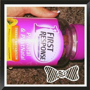 Photo of First Response PreNatal & PostNatal Multivitamin Gummy Orange Punch 90 Gummies uploaded by Adriana A.