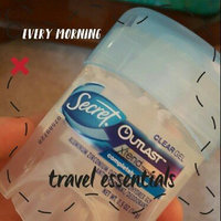 Outlast Xtend Secret Outlast Xtend Clear Gel Completely Clean Antiperspirant/Deodorant .5 oz uploaded by Heather D.