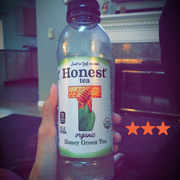 Photo of Honest Tea Organic Honey Green Tea uploaded by Stephany H.