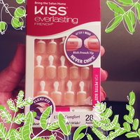 Kiss Everlasting French Pearl French Tip Nails Real Short Length - 28 CT uploaded by Jessica T.