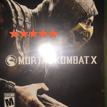 Photo of Warner Brothers Mortal Kombat X (Xbox One) uploaded by Amber Q.