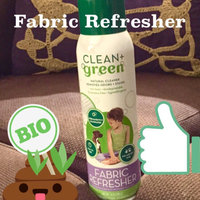 Clean + Green Natural Cleaner Fabric Refresher uploaded by Veronica M.