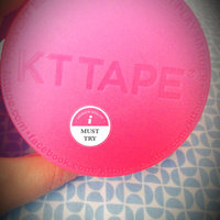 KT Tape Pro Kinesiology Therapeutic Tape - Pink uploaded by Ashley M.